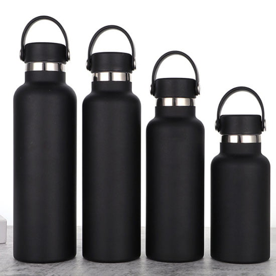 stainless steel doule wall vacuum insulated sports water bottle