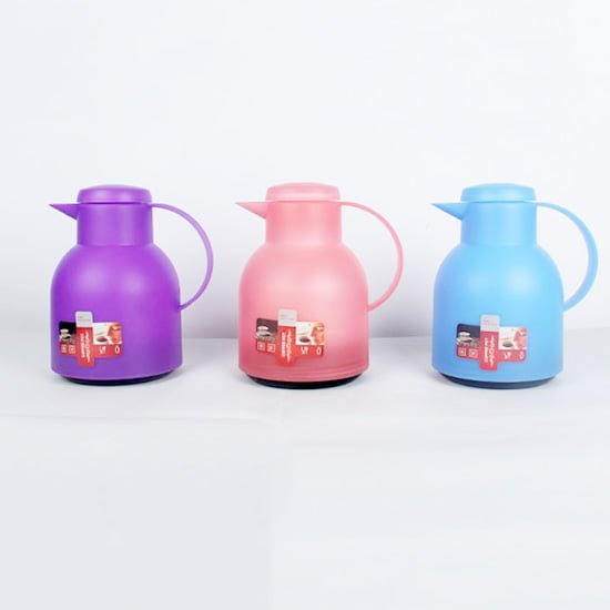 glass lined coffee pot