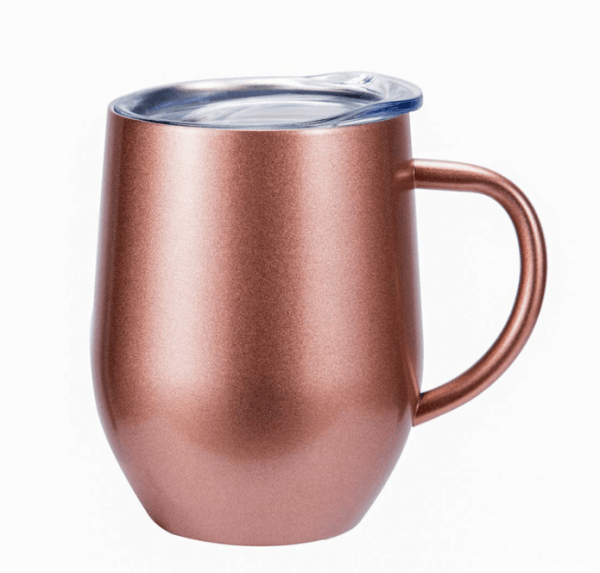 stemless steel insulated tumbler