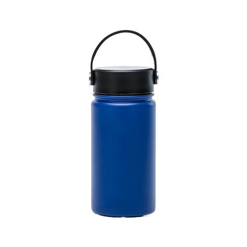 insulated sports water bottle with handle lid