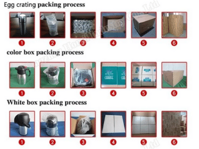 packing details