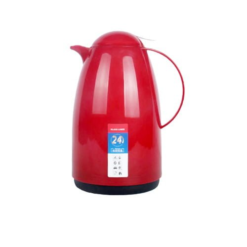 plastic body glass liner coffee pot