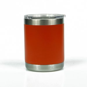 10oz stainless steel insulated lowball