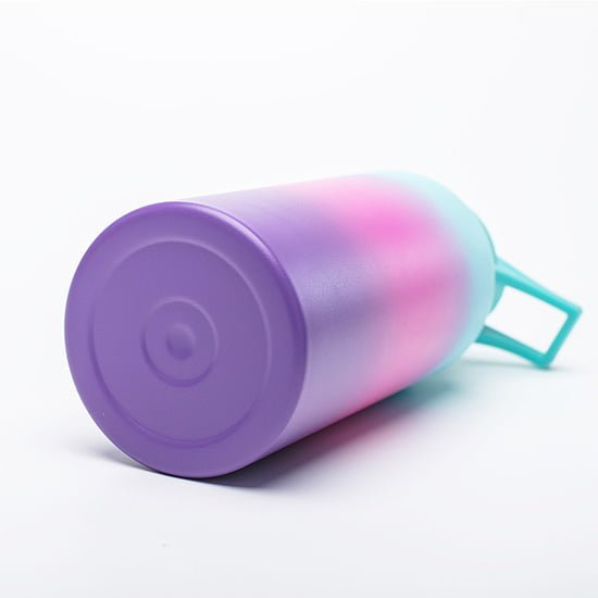 insulated water bottle with straw lid