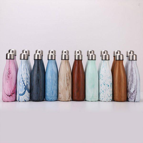 Water bottle Cola Shape