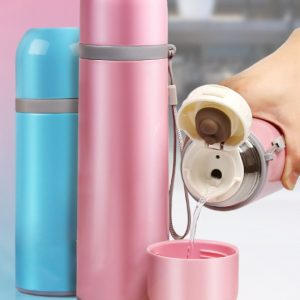 insulated sports water bottle with FILTER