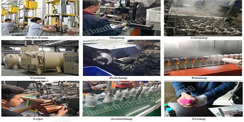 Homii factory