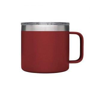 stainless steel insulated travel mug