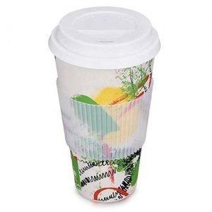 bamboo fiber cups