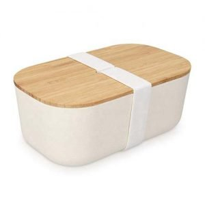 bamboo bento box bread box