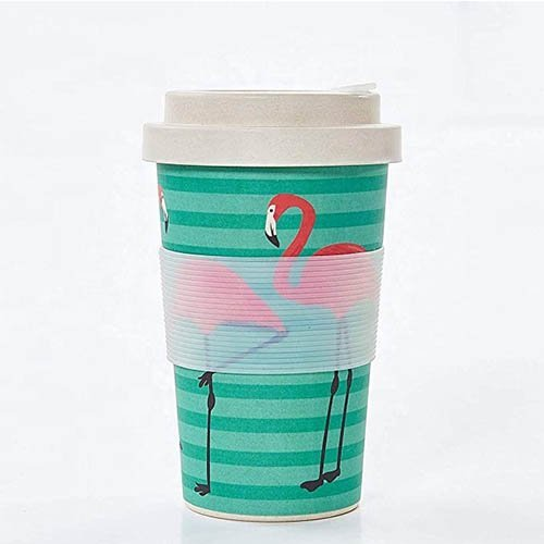 bamboo fiber coffee mug