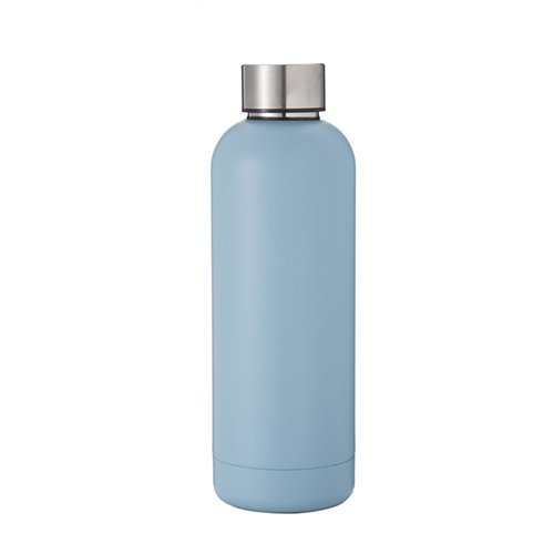 stainless steel vacuum insulated leakproof water bottle