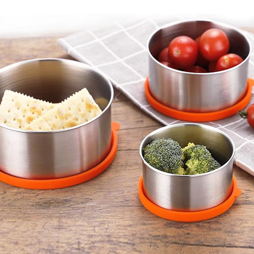 stackable lunch box combo