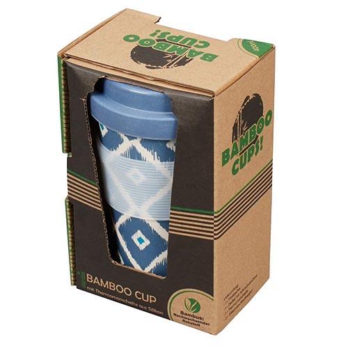 bamboo fiber coffee mug packaging