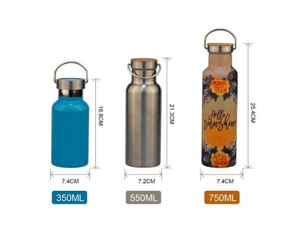 Homii Insulated Water Bottle
