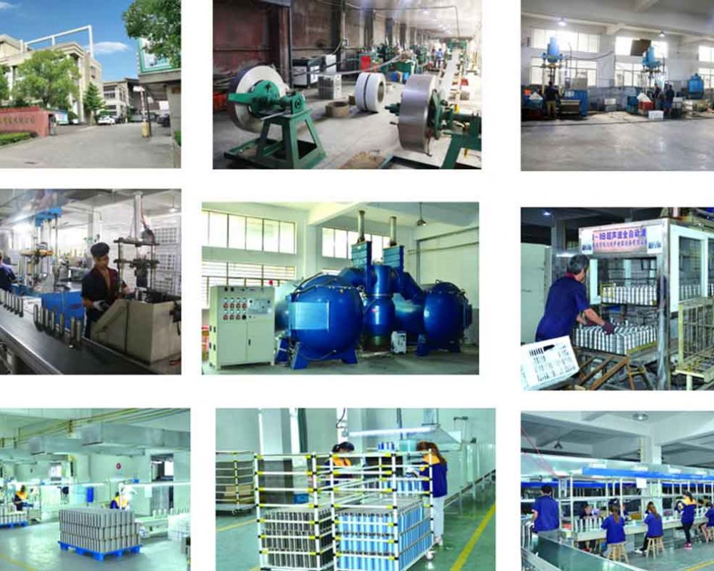 Homii factory overview