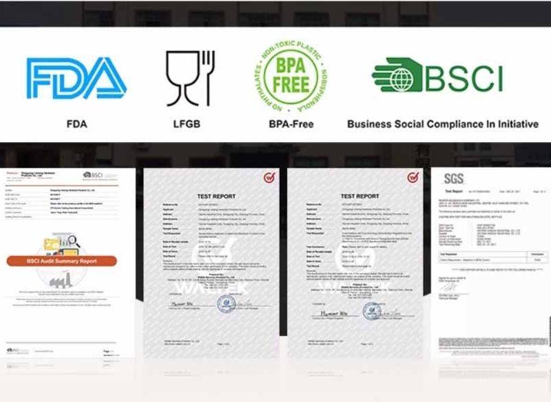 Homii Certifications